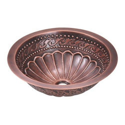 PolarisSinks - Polaris P429 Oval Single Copper Sink Bowl - Our handcrafted copper sinks add warmth and richness to a variety of decors. Our line of copper sinks come in a hammered finished with a beautifully aged patina. The Hammered finish will help hide small scratches that may occur over the lifetime of the sink. Copper is a naturally antibacterial and will not rust or stain, making it low maintenance. Each sink is fully insulated with sound dampening pads. Our copper sinks are covered by a limited lifetime warranty. Each sink comes with a cardboard cutout template and mounting hardware.
