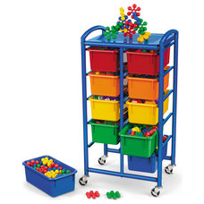 Contemporary Toy Organizers by Lakeshore