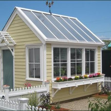Traditional Sheds by Walpole Outdoors