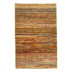 eSaleRugs - 3' 9 x 5' 11 Shiraz-Gabbeh Persian Rug - SKU: 22141508 - Hand Knotted Shiraz-Gabbeh rug. Made of 100% Wool. Brand New.