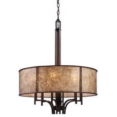 Rustic Chandeliers by Littman Bros Lighting