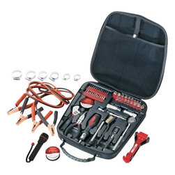 None - Apollo 64 Piece Travel & Automotive Tool Kit - Apollo 64 Piece Travel & Automotive Tool Kit