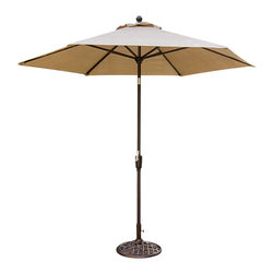 Hanover - Traditions 9' Market Umbrella - Traditions 9' Market Umbrella