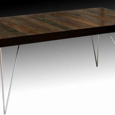 Dining Tables by Woodland Creek Furniture
