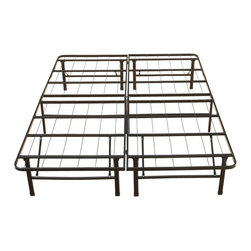 Boyd Specialty Sleep - Boyd Specialty Sleep Pure Posture Bed Frame Multicolor - MFPURPBASETW - Shop for Bed Frames from Hayneedle.com! Rest peacefully with the Boyd Specialty Sleep Pure Posture Bed Frame. This bed is truly serenity-inducing with sag-free comfort for a quiet night's sleep. The base is 14 inches tall and can replace old standard bed frames and box springs. The Pure Posture Support Base offers up to 14 inches of storage below as well. About Boyd Specialty Sleep Founded in 1977 by Dennis Boyd Boyd Specialty Sleep creates and imports specialty sleep products with a firm belief in the health benefits of a good night's sleep. With a reputation for creating high-quality latex and memory foam mattresses placing your nocturnal trust in Boyd Specialty Sleep is a safe bet. This mattress comes with a 25-year limited warranty. Call Boyd at (314) 997-5222 with questions.