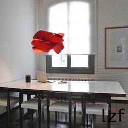 LZF Link Pendant Light - Link, geometry for the senses