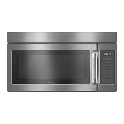 Jenn-Air Over The Range Microwave Oven, Stainless Cabinet   JMV8208WP - AUTO SENSOR COOK & REHEAT