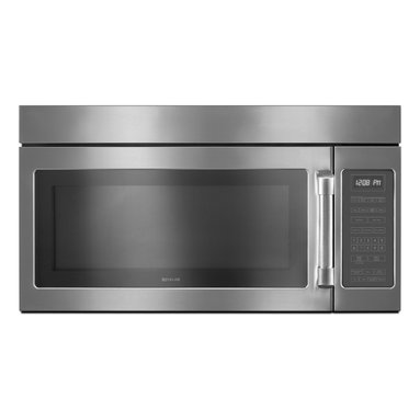 Jenn-Air Over The Range Microwave Oven, Stainless Cabinet | JMV8208WP - AUTO SENSOR COOK & REHEAT
