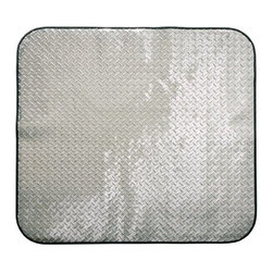 Pitstop Furniture - Pitstop Diamond Plate Chair Mat - Pitstop Diamond Plate Chair Mat