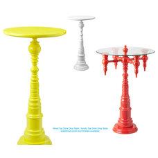 Eclectic Side Tables And End Tables by Dunes and Duchess
