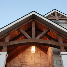 Traditional Exterior by Nies Homes