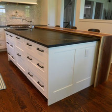 Traditional Kitchen Countertops by Greensville Soapstone Company