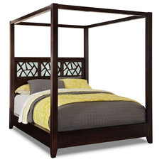Contemporary Canopy Beds by Furniture.com