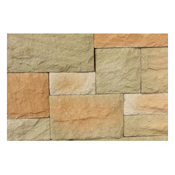 Black Bear - Black Bear Manufactured Stone - Castle Rock - Ledge Only [10.8 sq ft/box] - Rocky Beige / Castle Rock 10.75 Sq ft Flat -  The old-world style of Castle Rock Collection manufactured stone veneer is a lovely addition to any wall. It's made to cut, size, and install quickly and easily, which means that you can use it anywhere inside and outside your home, wherever you want a touch of style.    Choose the design look you want at the price you need at BuildDirect    With rectangle and square stones created in a variety of heights and lengths for elegance and sophistication, this product offers advanced molding technology for realism and color accuracy. The Castle Rock Collection looks wonderful in any home with its natural color variation and unique design.    With a fine concrete base, this product is light and easy to work with, which means that this manufactured veneer will save you time and money. Install it yourself, with no professional support needed.     BuildDirect's commitment to quality and value makes sense for your family    You don't have to spend more on home improvement when you can get the best products on the market at the right price at BuildDirect. With a simple installation process, the Castle Rock Collection is an easy choice. With BuildDirect, you'll pay less for more, because quality is as important to us as it is for our customers.    Inside your home or on exterior walls, this product will stand out. BuildDirect makes a commitment to service and value that is second to none, which means that this product will be a wonderful choice for any home improvement project.