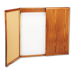 Best-Rite - Best-Rite 48 x 48 in. Wood Cabinet Dry Erase Board - BLT20631 - Shop for Magnetic Boards and Supplies from Hayneedle.com! The Best-Rite 48 x 48 in. Wood Cabinet Dry Erase Board will help to keep your meeting room well organized. This made-in-the-USA wood cabinet with a mahogany finish features a magnetic closure to shut it securely. With a built-in cork panel on both doors and a dry erase board this wall mount accessory is efficient and functional. Write important notes or scribble quick reminders easily on the white magnetic porcelain-on steel surface that s durable. It can be used in conference rooms classrooms and meeting rooms.About United StationersDedicated to making life in the office more organized efficient and easier United Stationers offers a wide variety of storage and organizational solutions for any business setting. With premium products specifically designed with the modern office in mind we're certain you will find the solution you are looking for.From rolling file carts to stationary wall files every product in the United Stations line is designed with one simple goal: to improve office efficiency. In turn you will find increased productivity happier more organized employees and an office setting that simply runs better with the ultimate goal of increasing bottom line profits.