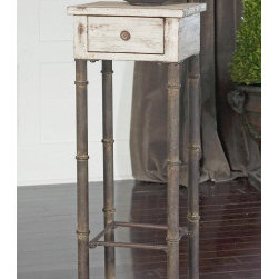 "24262 Anja, Pedestal by uttermost - Get 10% discount on your first order. Coupon code: ""houzz"". Order today."