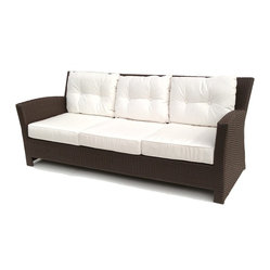 Sanibel Outdoor Wicker Sofa
