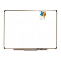 Quartet - Quartet 48 x 36 in. Porcelain Euro Frame Dry Erase Board Multicolor - QRTP564T - Shop for Dry Erase Boards from Hayneedle.com! Impress your colleagues and boss by using the Quartet 48 x 36 in. Porcelain Euro Frame Dry Erase Board to post messages. This versatile board is made in the USA and is a must-have for offices. Its steel-backed board creates a magnetic surface and doubles its use as a bulletin board. It features an aluminum frame that adds to its durability. Made of porcelain material this erase board will not scratch or stain and will last for many years.About United StationersDedicated to making life in the office more organized efficient and easier United Stationers offers a wide variety of storage and organizational solutions for any business setting. With premium products specifically designed with the modern office in mind we're certain you will find the solution you are looking for.From rolling file carts to stationary wall files every product in the United Stations line is designed with one simple goal: to improve office efficiency. In turn you will find increased productivity happier more organized employees and an office setting that simply runs better with the ultimate goal of increasing bottom line profits.