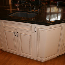 Contemporary Kitchen Cabinets by Modern Design LLC