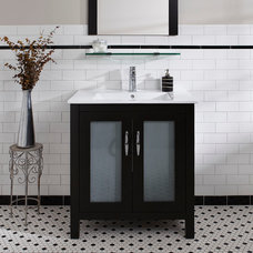 Modern Bathroom Vanities And Sink Consoles by Signature Hardware