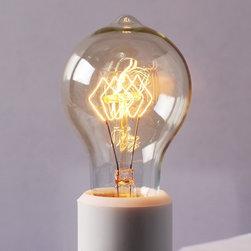 Vintage Tungsten Filament Edison Light Bulbs 40 Watts - Vintage Tungsten Filament Edison Light Bulbs 40 Watts