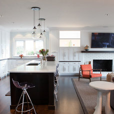 Modern Kitchen by Jenny Baines, Jennifer Baines Interiors