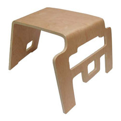 Ecr4kids - Ecr4Kids Bentwood School Stool - Linchkinchg Pack Of 4 - Encourage motor and social skills in the classroom Unique and comfortable, our Bentwood linking stools feature a uni-body design made with multi-ply Birch construction with smooth, rounded edges. Designed as the perfect complement to our Bentwood Chair and Table lines.