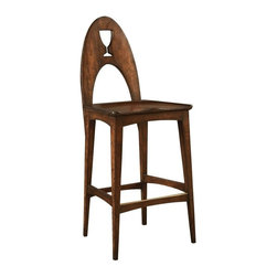 EuroLux Home - New Counter Stool Stunning Tavern Style - Product Details