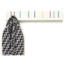 modern hooks and hangers by DESU Design