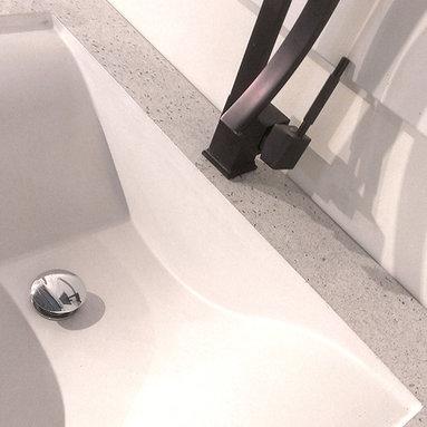 Concrete Sink & Vanity - Concept