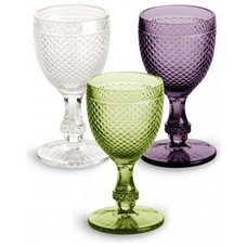 Traditional Everyday Glassware by Rosanna