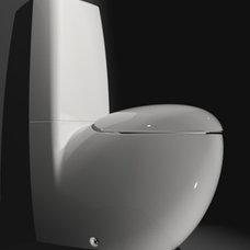 Modern Toilets by THE BATH + BEYOND