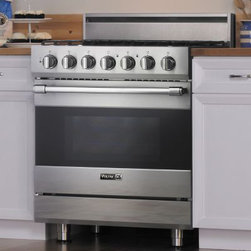 """Viking D3 Series RDSCD2305BSS 30"""" Dual Fuel Self-Cleaning Range - Viking's D3 30"""" Dual Fuel Self-Cleaning range in stainless steel."""