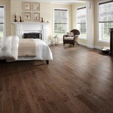 Modern Hardwood Flooring by House of Broadloom