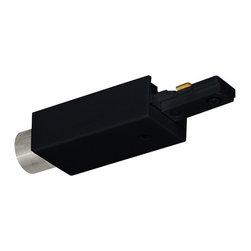 Juno Lighting - Juno T34 Trac-Master One-Circuit Conduit Adapter, T34bl - Trac Master one circuit conduit adapter for use with Juno Trac Master system