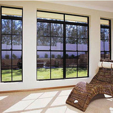 Modern Windows by ASAP Windows and Siding