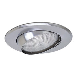 "Nora Lighting - Nora NT-5070 5"" Eyeball Trim, Nt-5070n - 5"" Eyeball Trim"