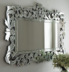 mediterranean mirrors by Horchow