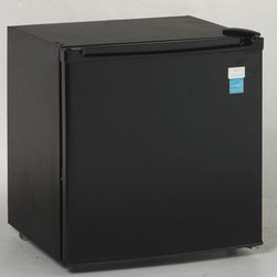Avanti - 1.7 CF Compact Refrigerator Black OB - 1.7 CF Compact Black Refrigerator