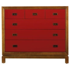 contemporary dressers chests and bedroom armoires by Stanley Furniture