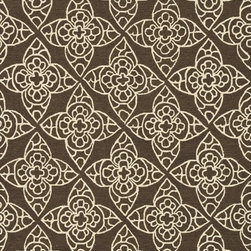"Loloi Rugs - Loloi Rugs Summerton Collection - Brown / Ivory, 2'-3"" x 3'-9"" Scalloped Hearth - Lay a new foundation to your favorite room with a hand-crafted rug from the Summerton Collection. Hand-hooked in China of 100% polyester, these spirited rugs earn notice through clean design and quality craftsmanship. And whether you're relaxing after a long day or just enjoying a lazy Sunday, the perfectly plush feel is a real treat for your feet. With shapes available in rectangles, small rounds, hearths, and runners, Summerton has a rug - or two - for any room."