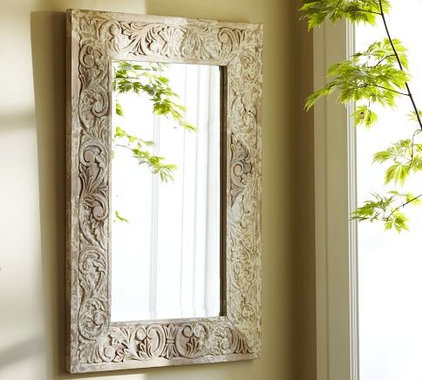 Eclectic Mirrors by Pottery Barn