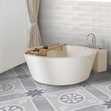 Contemporary Wall And Floor Tile by Ciot