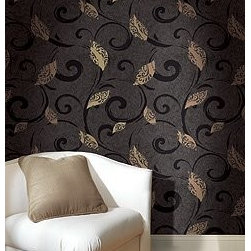 Wallcovering - Living Room - Feeling the outdoors in your house!
