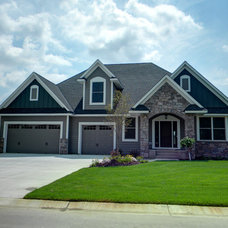 Traditional Exterior by LDK Homes
