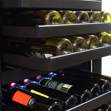 Vinotemp 142 Bottle Dual Zone Wine Cooler
