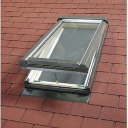 Fakro - FV 24x46 Tempered Skylight - Technical Specifications:  SFV