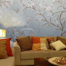 Asian Wallpaper by Silk Deco Industrial Limited