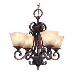 Meridian Mini Chandelier