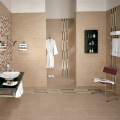 modern bathroom tile by Uson Design Solutions LLC